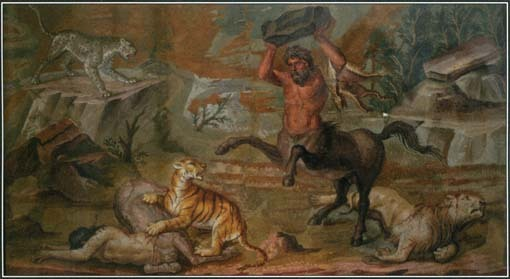 Centaurs - Myth Encyclopedia - mythology, Greek, god, story