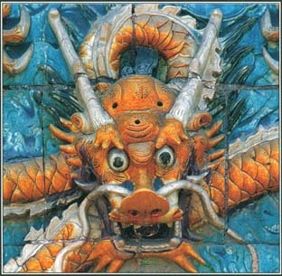 In China, dragons symbolize power and happiness. They are also believed to bring good fortune and wealth.