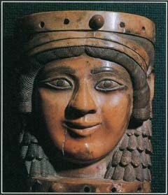 Ishtar was worshiped as both a good and evil goddess by the people of the ancient Near East. They honored her as the protector of marriage and motherhood as well as a warrior and storm goddess.