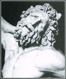 Laocoön was the Trojan priest who predicted the fall of Troy. This ancient Roman sculpture shows Laocoön in his struggle with the serpents that Apollo sent to punish and kill him.