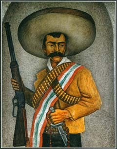 Many legends surround Emiliano Zapata, a man who fought for peasants